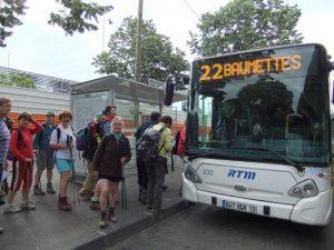 Bus Calanques