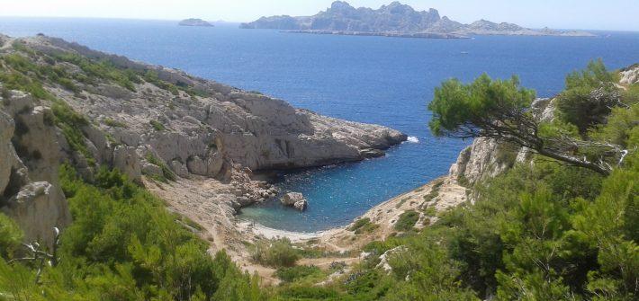 Calanques Marseille Visiter